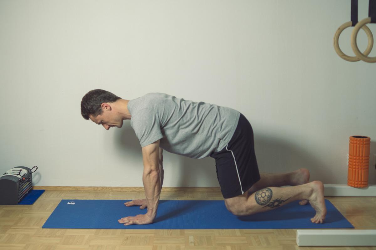Rumpfmuskulatur trainieren 1