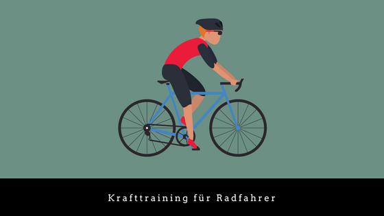 Krafttraining für Radfahrer