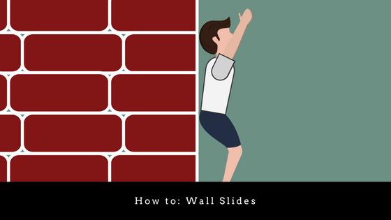 Wall Slide – Mobilisierungsübung für den oberen Rücken