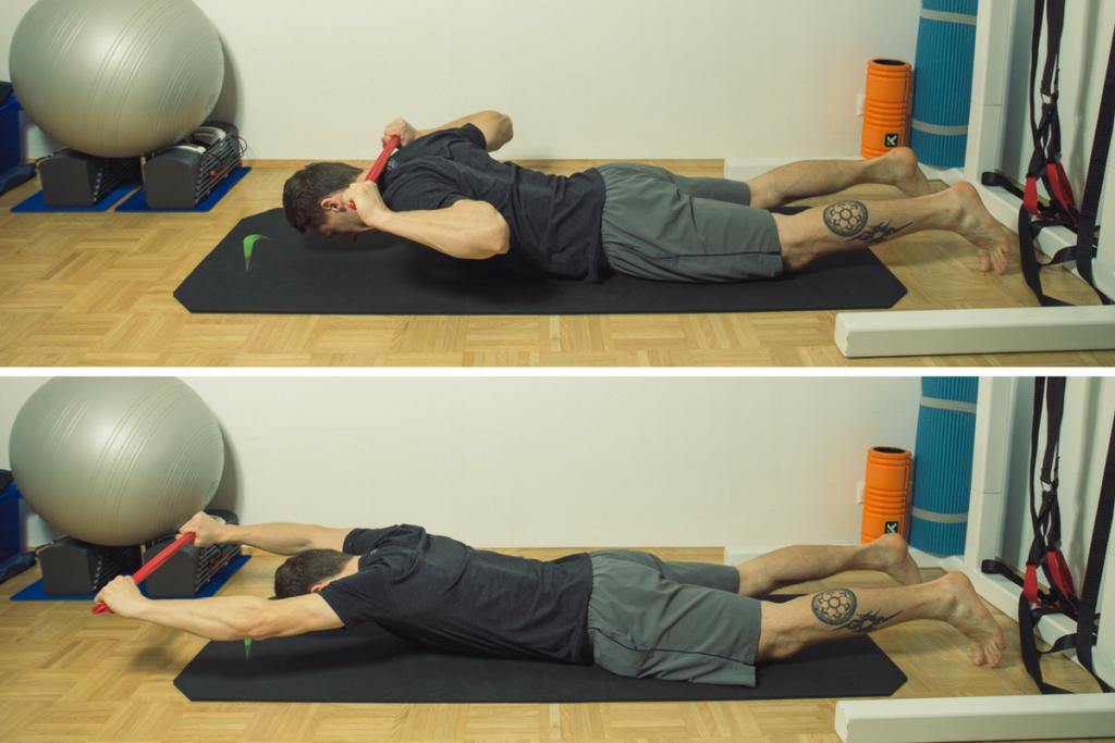 Schulter mobilisieren 2