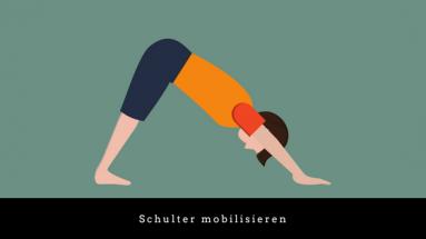 Schulter mobilisieren