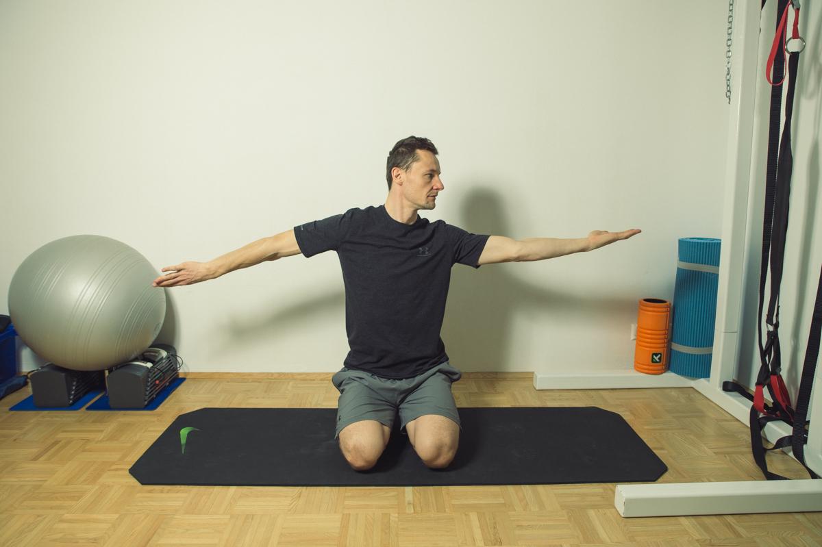 Schulter mobilisieren 5