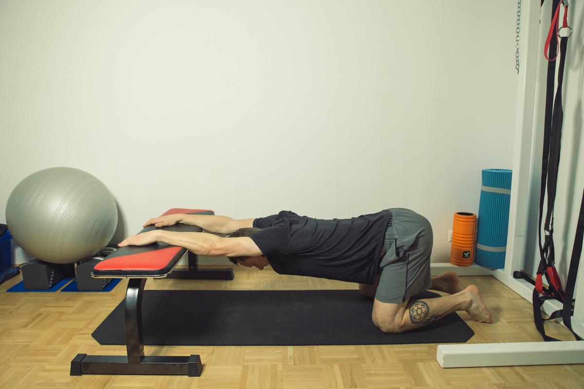 Schulter mobilisieren 6