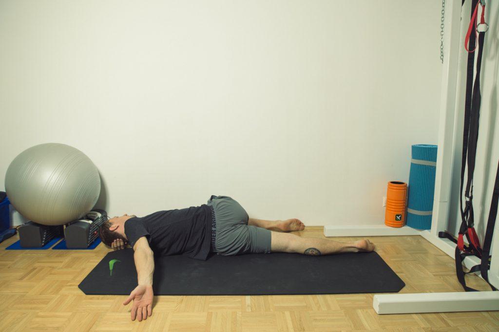 Schulter mobilisieren 8